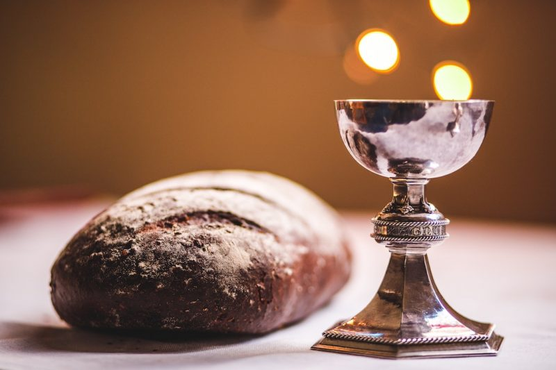 Sacraments of the Orthodox and Catholic Church